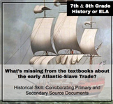 What's missing from the textbooks about the early Atlantic