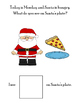 What's on Santa's Plate: An Interactive Book