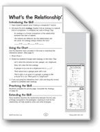 What's the Relationship?