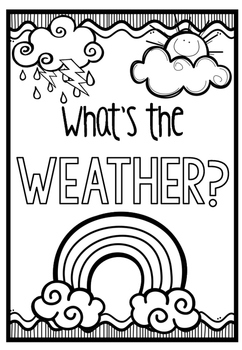 What's the Weather mini unit