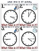 What time is it? Activity
