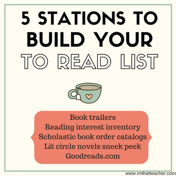 What to Read Next? Helping Students Have the Perfect Next Read