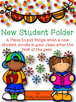 What to do When a New Student Moves Into Your Class
