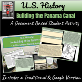 What was the role of the US in the Panama Revolution & Bui