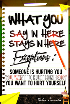 What you say stays in Here Poster number 2