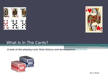 What's In The Cards?