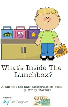What's In the Lunchbox?  An Interactive/Adaptive Categoriz