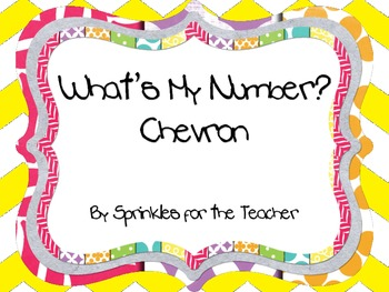 What's My Number: Chevron