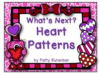 What's Next? Heart Patterns in Color