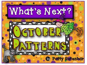 What's Next Patterns for October