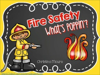 What's Poppin'? Fire Safety
