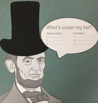 What's Under Abraham Lincoln's Hat?