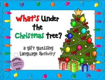 What's Under The Christmas Tree?