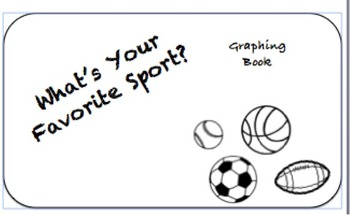 What's Your Favorite Sport Graphing Book