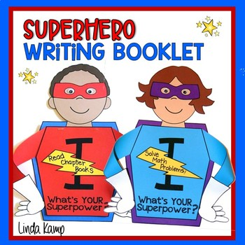 Superhero Goal Setting Craft