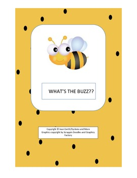 What's the Buzz?? - An activity for ff, ll, ss