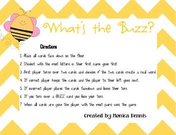 What's the Buzz Prefix