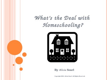 What's the Deal with Homeschooling?