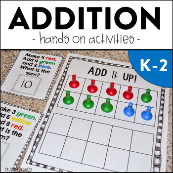 Addition for First Grade