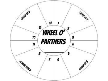 Wheel O' Partners