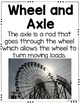 Wheel and Axle - Lesson with Hands-on Building