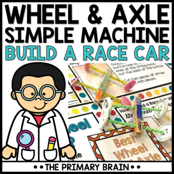Wheel and Axle Simple Machine - How to Build a Racecar