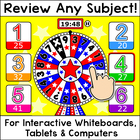 Quiz Review Game for Any Subject: Spring Activities SmartB