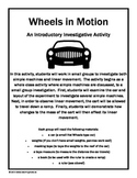 Wheels in Motion: A Fun Activity to Investigate Simple Mac