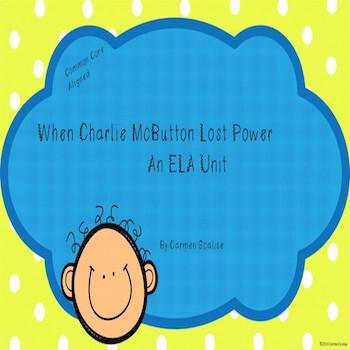 When Charlie McButton Lost Power Book Unit