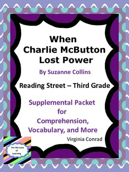 When Charlie McButton Lost Power--Reading Street--Suppleme