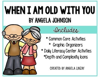 When I Am Old With You: Aligning 1st Grade Houghton Miffli