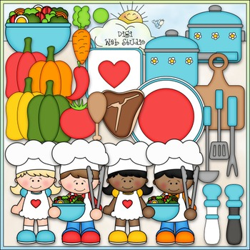 When I Grow Up: Chef Clip Art - Cooking Clip Art - CU Clip