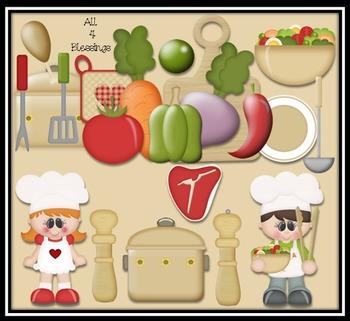 When I Grow Up.. I Wanna Be.. A Chef ~ Kiddos Kids Jobs Ca