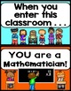 Posters: When You Enter This Classroom - Posters for Chara