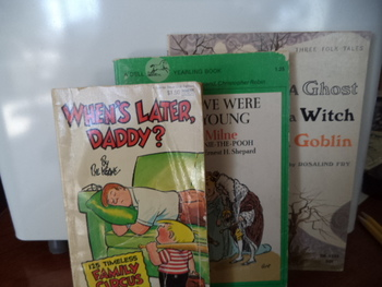 Whens later DaddY,When we were young, A Ghost a Witch(set of 3)