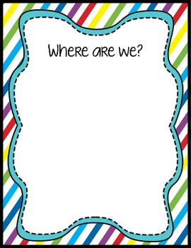 Where Are We? Sign