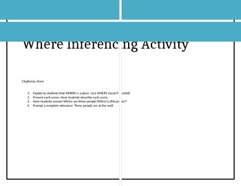 Where Inferencing Cards
