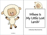 Where Is My Little Lost Lamb?