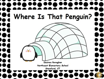 Where Is That Penguin? An Activeboard Math Center Activity