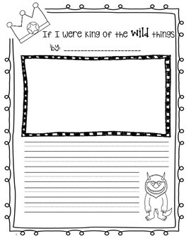 Where The Wild Things Are Prompt