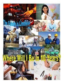 Career Planning Unit: Where Will You Be in 10 Years?