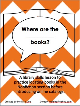 Where are the blank books - Nonfiction