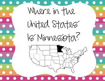 Where in the United States is Minnesota?