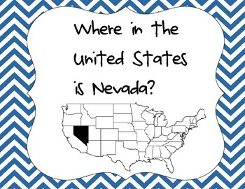 Where in the United States is Nevada?