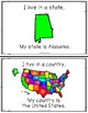 Where in the world do you live? Alabama version