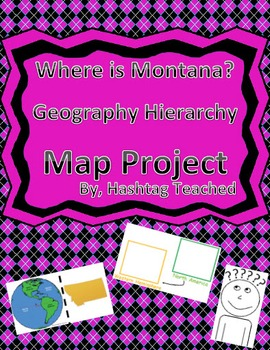Where is Montana Geographic Hierarchy Map