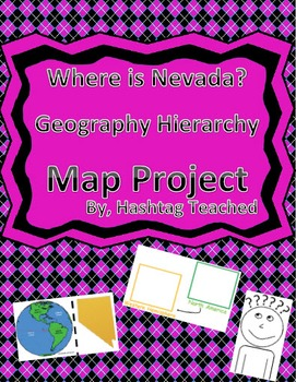 Where is Nevada Geographic Hierarchy Map