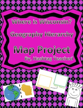 Where is Wisconsin Geographic Hierarchy Map
