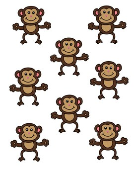 Where is monkey? A positional interactive book for young learners