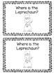 Where is the Leprechaun? Interactive Preposition Reader